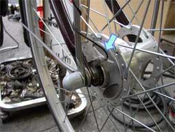 自転車の 自転車修理方法チェーン : 自転車修理FAQ